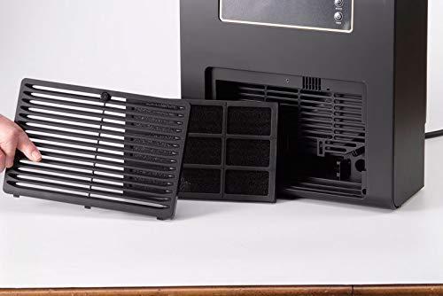 Edenpure Gen21 Wall Hugger 3 In 1 Infrared Heater And Fan