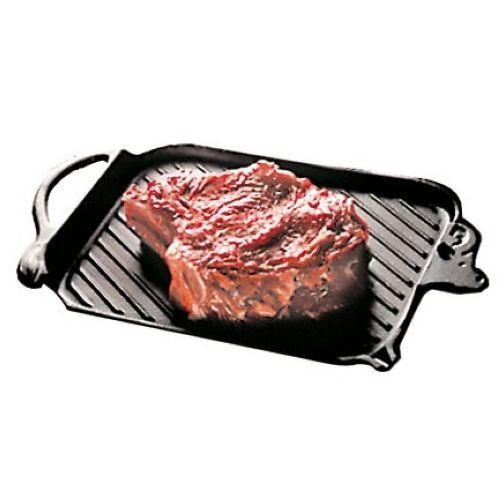 Chasseur 15-inch French Cast Iron Cow-shaped Grill Review