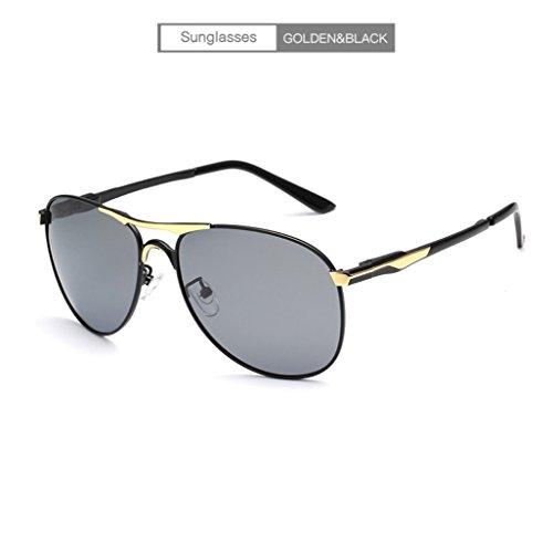 Color Gafas Pesca para Sol Sol 3 de Conducción 5 Gafas polarizadas Nuevas de Hombres CUIYAN Pesas Clásicas YANJING de Gafas de qYTwEUSq