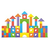 Imaginarium Foam Building Blocks - 100-Piece
