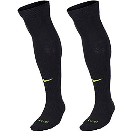 Nike Classic Mens Cushioned Soccer Socks Medium Black