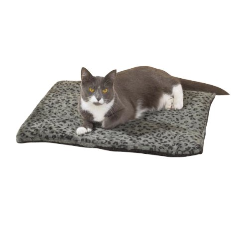 Meow Town Thermal Cat Mat - Gray