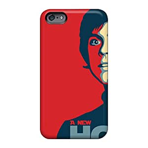 JoannaVennettilli Apple Iphone 6 Shock Absorbent Hard Cell-phone Cases Allow Personal Design Attractive Star Wars New Hope Pictures [jQD7580AMKQ]