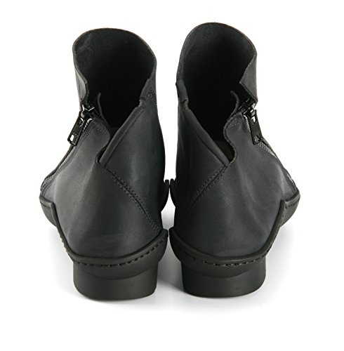 Trippen Noir Bottes Trippen Femme Bottes Pour 0Hqpww
