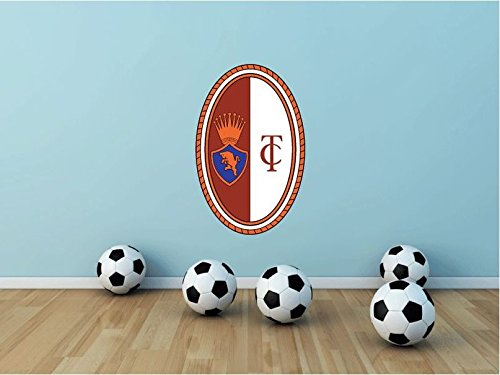 Torino FC Italy Soccer Football Sport Art Wall Decor Sticker 25'' X 16'' by postteam