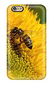 For CharlesRaymondBaylor Iphone Protective Case, High Quality For Iphone 6 Bee Skin Case Cover