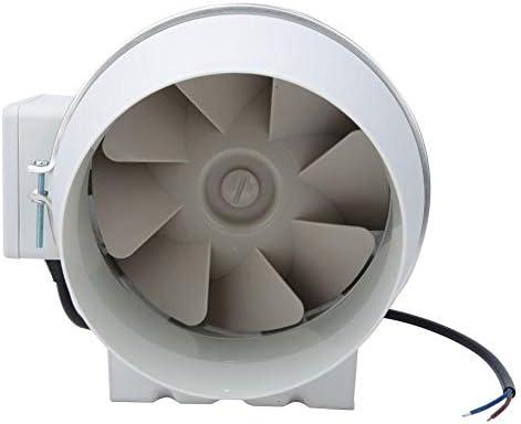 Ventilador de Conducto Ventilador de Extracción de Aire de Flujo ...