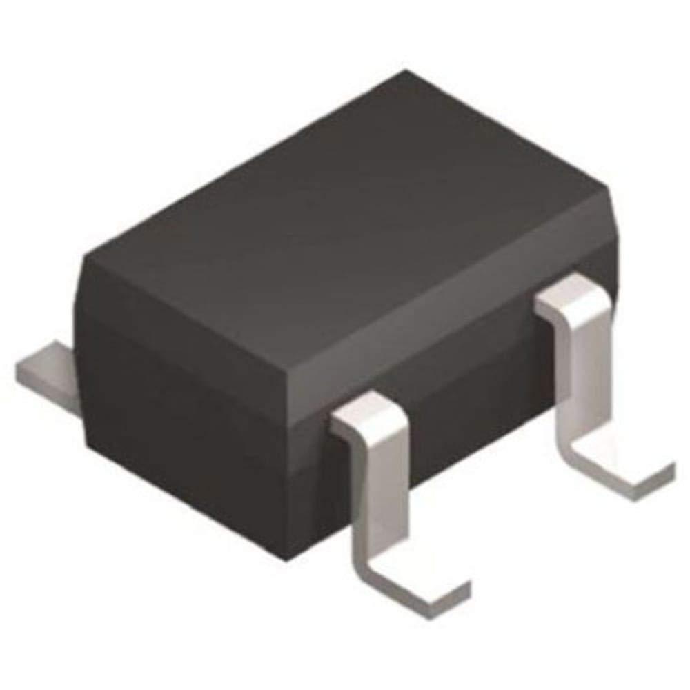 TVS Diode Array WE-TVS 5-Line UniDir. 5V, Pack of 100