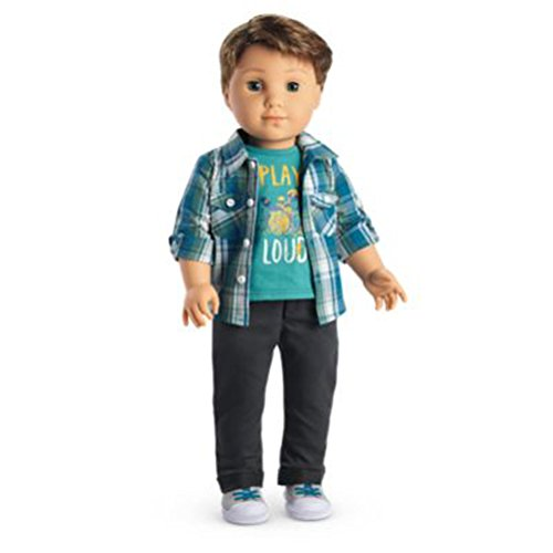 American Girl Logan Doll