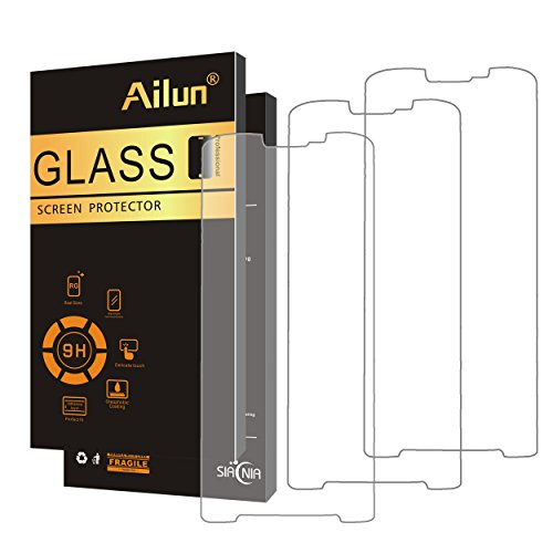 Ailun Screen Protector for Moto G6 [3 Pack],Tempered Glass for Moto G6 only,9H Hardness,Ultra Clear,Anti-Scratch,Case Friendly,[NOT for Moto G6 Play/G6 Plus]