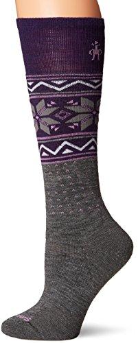Smartwool Leg Warmer (Smartwool Women's PhD Slopestyle Medium Wenke Socks (Medium Gray) Large)