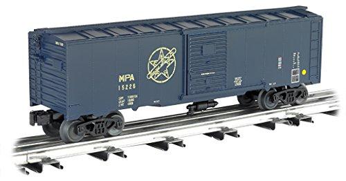 40' Scale Box Car - Maryland & Pennsylvania - O - Maryland Boxcar