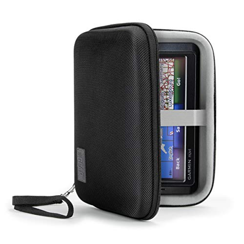 USA Gear Hard Shell Electronic Organizer Travel