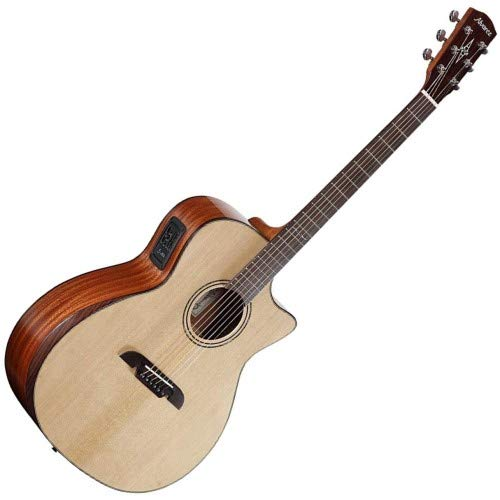 Alvarez 6 String Acoustic-Electric Guitar, Grand Auditorium (AG60CEAR) Alvarez Acoustic Electric Strings