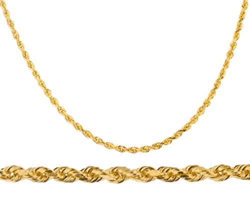 14k-Yellow-Gold-Heavy-3mm-Solid-D-cut-Rope-Chain-Necklace-18-to-30-Available-I4-IYCI-QLED