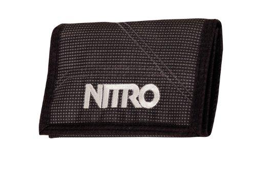 Nitro Geldbeutel Wallet, Blur, 14 x 10 cm, 1131878000