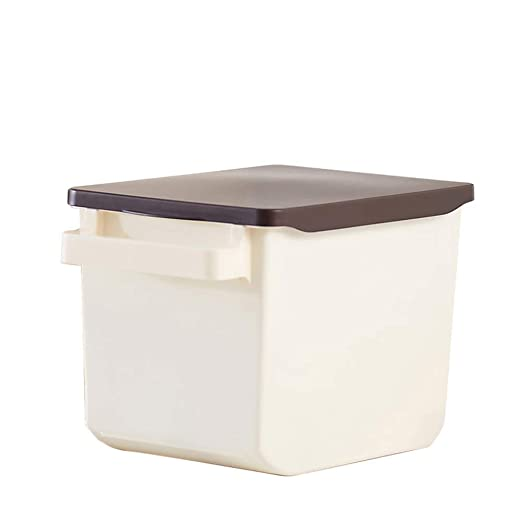 WJMLS Arroz de plástico Contenedor de almacenamiento Frijoles de ...