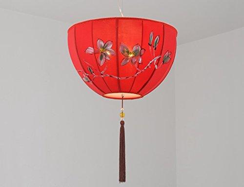 lfnrr Nueva chinos Candelabros Vintage pintadas a mano el Llano kreissaal brilla farolillos chinos Toalla creativa