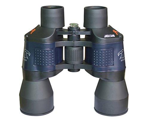 Mystery 10×50 High Power Folding Waterproof Binoculars for Outdoor, Birding, Travelling, Sightseeing, Hunting, Hiking, Racing