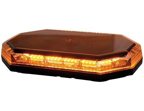 Buyers Products (8891060) Amber 15″ x 8.25″ x 3″ 10V-30V DC Mini LED Light Bar