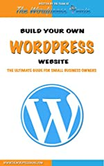Over 250 pages!! Buy our real step by step guide created by a team of experts. Don't settle for less, a pamphlet won't get your website built!Let's learn WordPress together!  Even without any prior computer knowledge, you can learn ho...