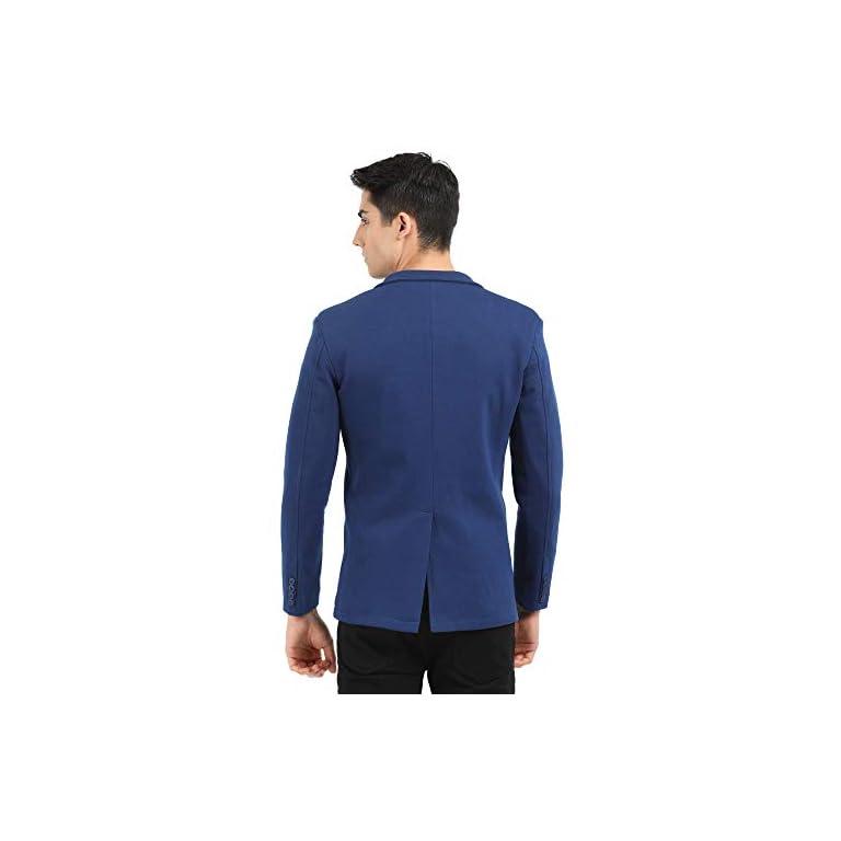 41 BOC5Zq%2BL. SS768  - M 27 Men's Slim Fit Casual Blazer (11 Colors)