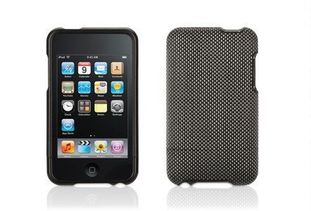 Elan Form Chilewich Grey for Apple iPod Touch 2G & 3G