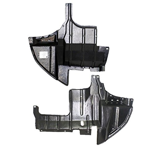 Engine Splash Shield compatible with Chevy Impala 00-11 Under Cover Left
