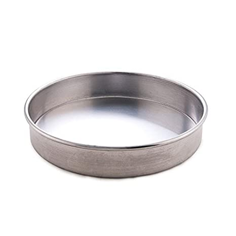 American Metalcraft A80122 Pizza Pans Silver by American Metalcraft 12.4 Length x 12.3 Width