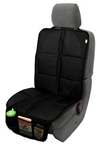 kick mat auto seat back protectors organizer pockets by lebogner luxury seat. Black Bedroom Furniture Sets. Home Design Ideas