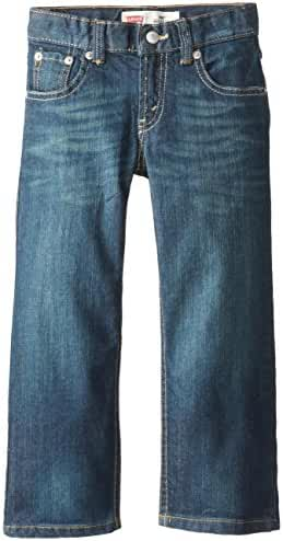 Levi's Big Boys' 505 Regular Fit Jeans