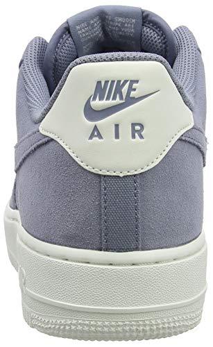 Da Uomo 1 Fitness ashen sail Slate Air Force '07 400 Multicolore Suede ashen Scarpe Slate Nike wa8qY4