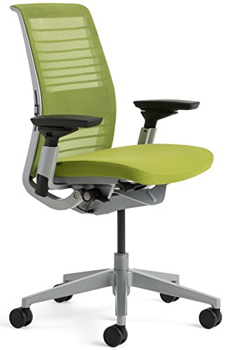 Steelcase Think Chair, Wasabi 3D Knit