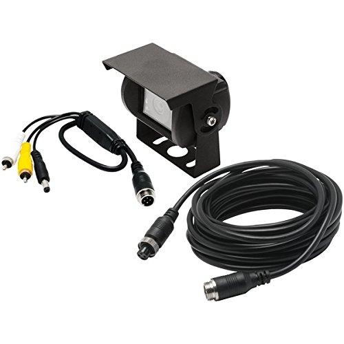 CRIMESTOPPER (TM) Comm Cam RCA CNNCTR自動セキュリティ、検出と利便性 B07CVYT9ZS