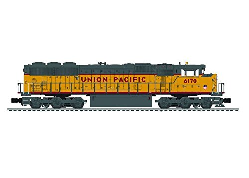 Union Pacific Train Crew (Lionel Union Pacific LionChief Plus SD60M #6170 Train with Bluetooth)