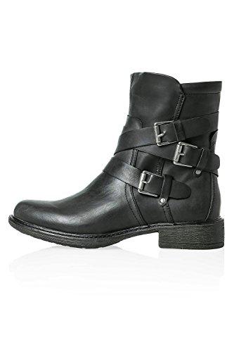 Vero Moda Womens Milano Boots in Black