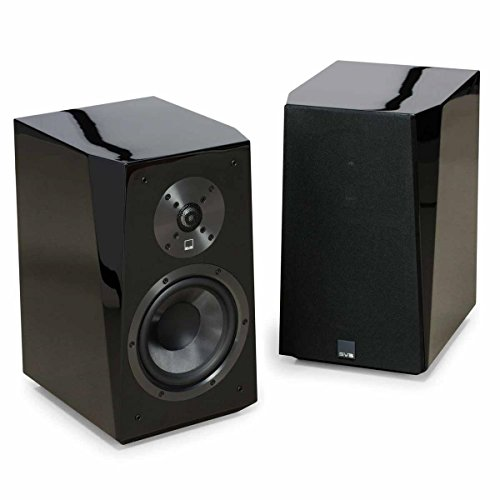 SVS Ultra Bookshelf Speakers – Pair (Piano Gloss Black)