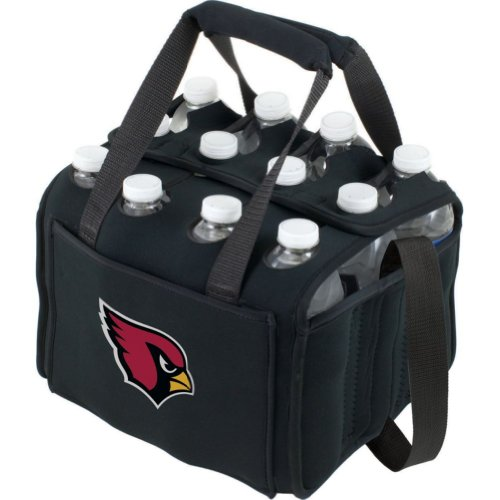 NFL 12 Pack Insulated Drink Tote