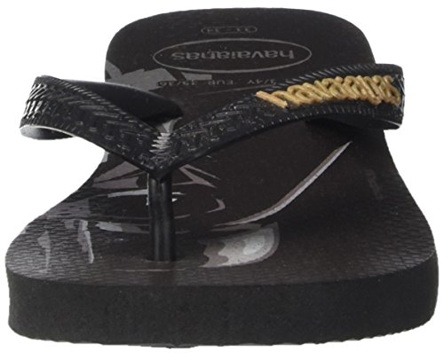Estampadas Unisex black Havaianas Wars Para Chanclas Multicolor Adulto Star xqqB1wH
