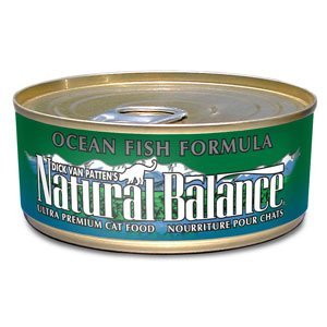 Amazon Natural Balance Ocean Fish Cat Food