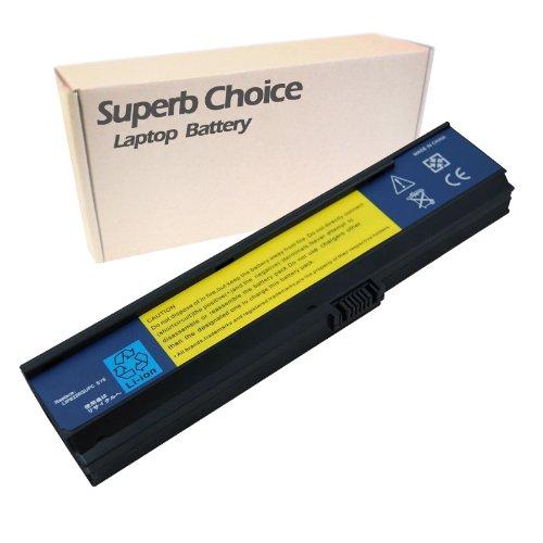 Superb Choice Battery Compatible with ACER Aspire 3054WXCi 3682NWXC 3030 3683WXMi 3684WXCi 3030 360x 3610 361x 303x 3200 32xx 3600 3680 3684NWXMi 3050 Series 3680 Series 3682WXMi 5052ANWXMi 5052NWXMi
