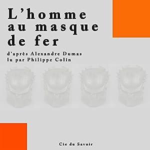L'homme au masque de fer | Livre audio