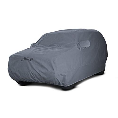 Wholesale Coverking Custom Car Cover for Select Toyota 4Runner Models - Mosom Plus (Gray) supplier