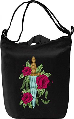Gothic Borsa Giornaliera Canvas Canvas Day Bag| 100% Premium Cotton Canvas| DTG Printing|
