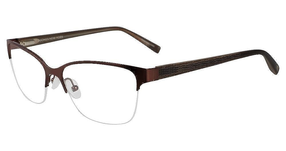 Eyeglasses Jones New York J 483 Brown