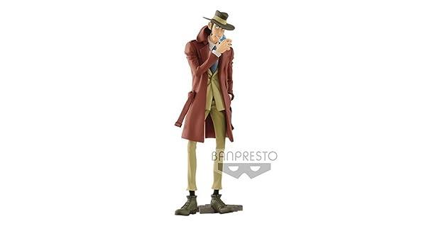 Lupin the 3rd Inspector Zenigata Master Stars Piece Statue