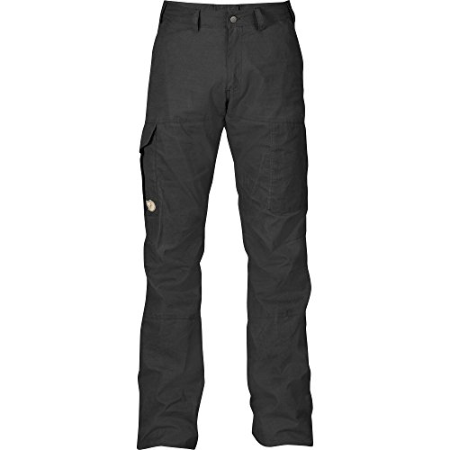 Fjallraven Karl Grey Trousers Men's Dark 84Tx46qBw
