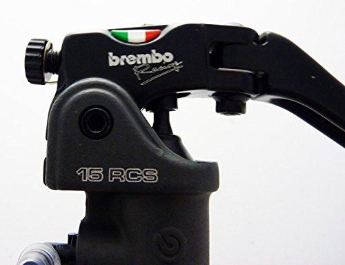 BREMBO RCS15 BRAKE Mastercylinder w/ Folding Lever, 110.A263.30