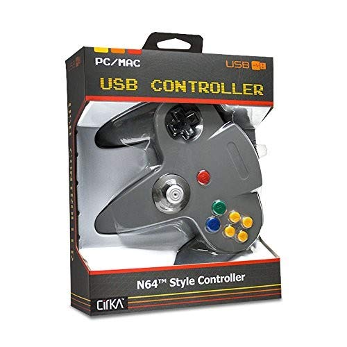 project 64 controller setup xbox 360