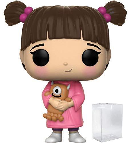 Monsters Inc Boo Cute (Funko Pop! Disney Pixar: Monsters Inc. - Boo Vinyl Figure (Bundled with Pop Box Protector)